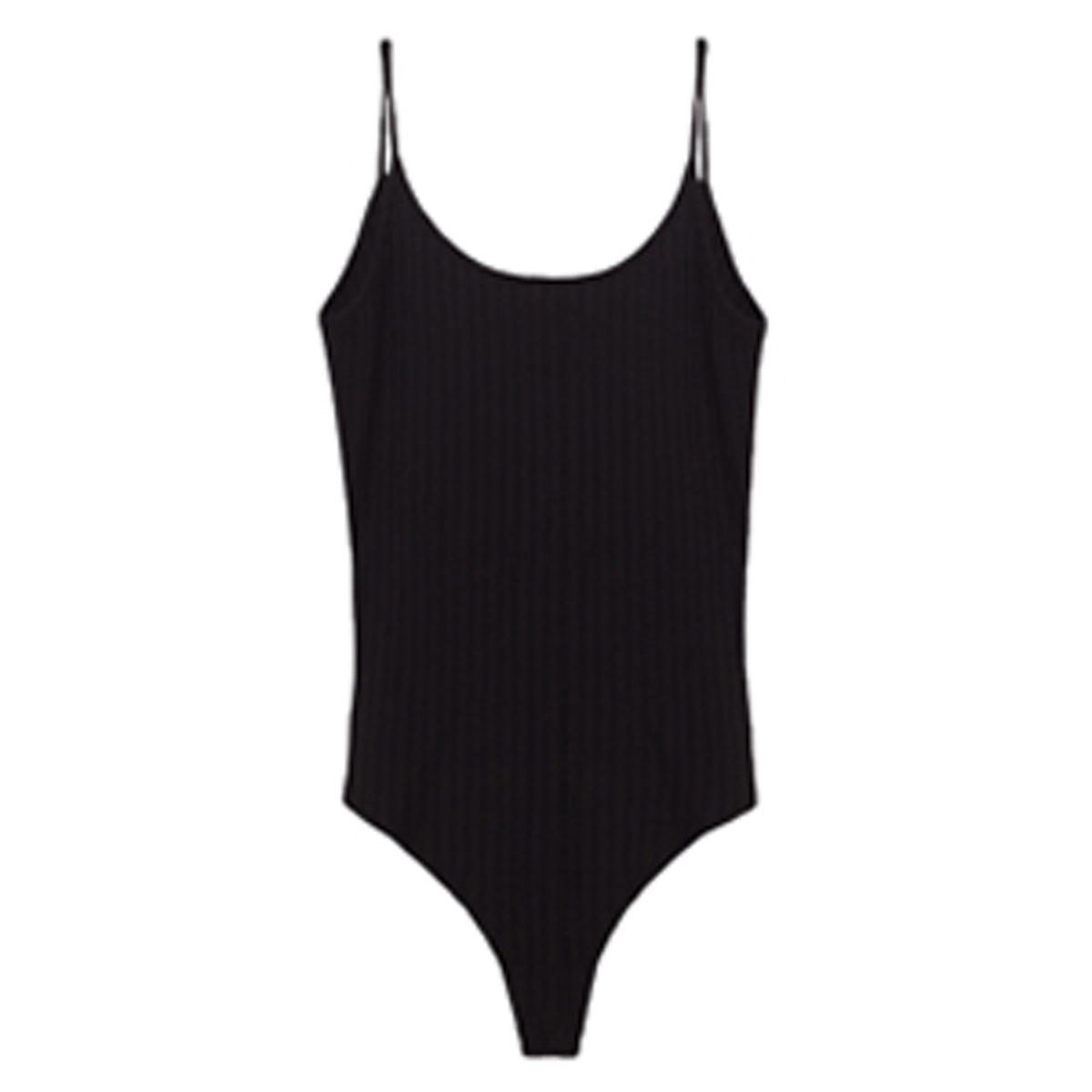 Bodysuit With Low Cut Back