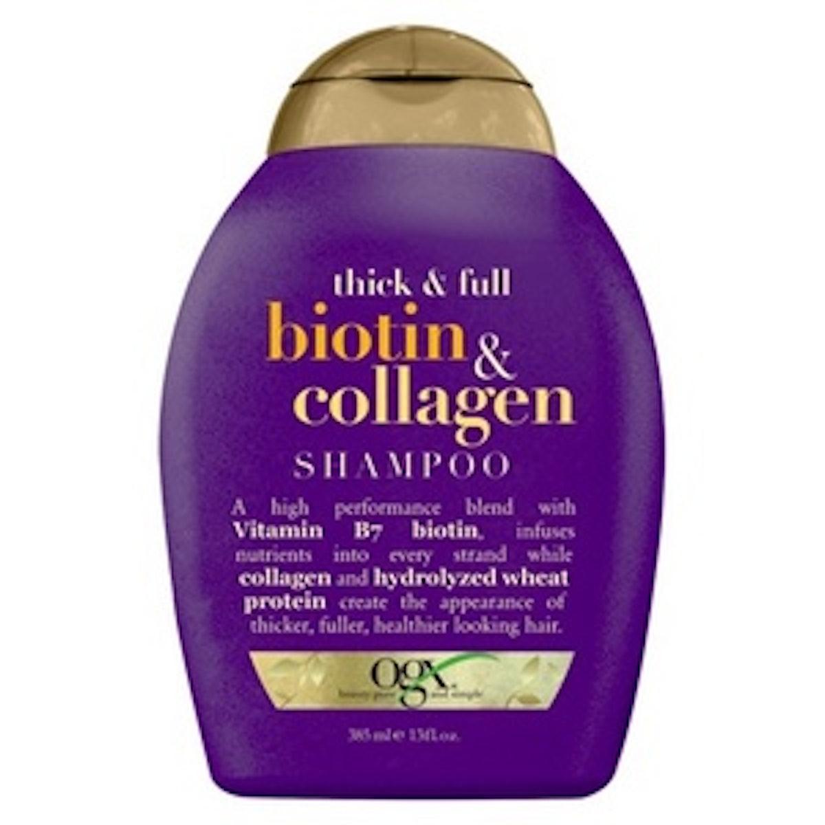 Biotin and Collagen Shampoo