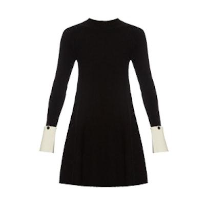 Janzir A-Line Knitted Dress