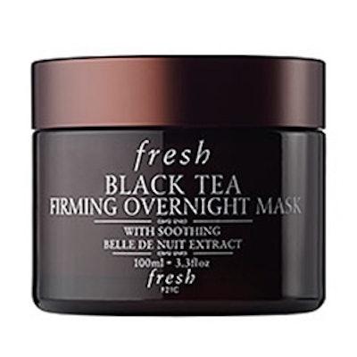 Fresh Black Tea Firming Overnight Mask