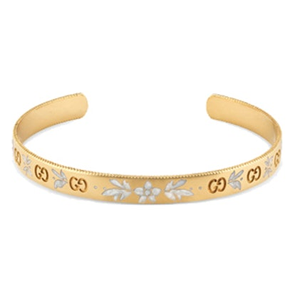 Icon Bracelet in Yellow Gold