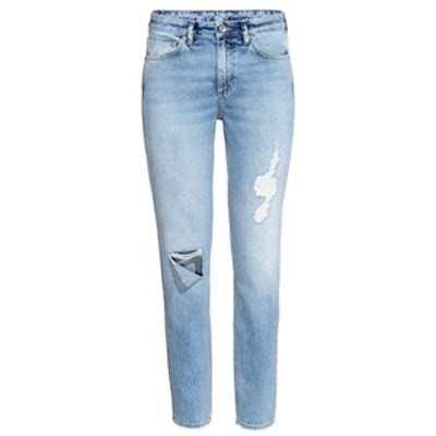 Relaxed Skinny Ankle Jean