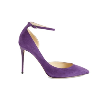 Lucy Half d'Orsay Pointy Toe Pump