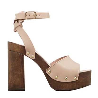 Kali Leather Buckled Sandal