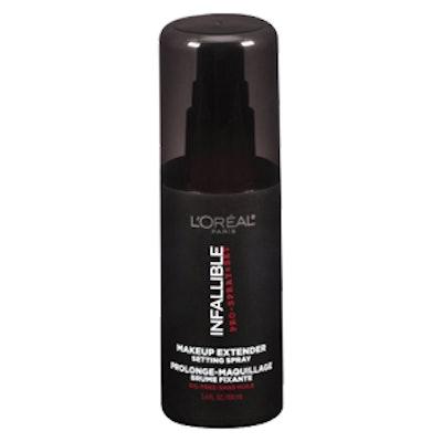 Infallible Pro-Spray & Set Makeup Extender Setting Spray