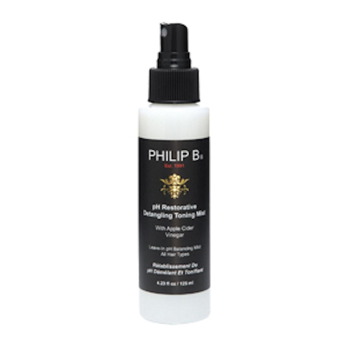 Philip B pH Restorative Detangling Toning Mist