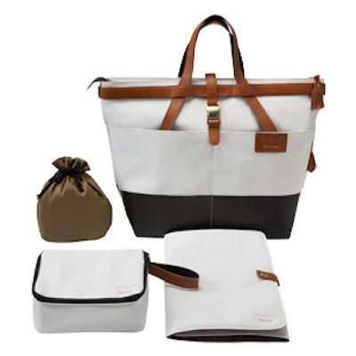 Diaper Bag in Jet Set