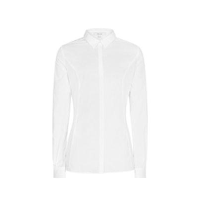 Ruben Button-Front Shirt