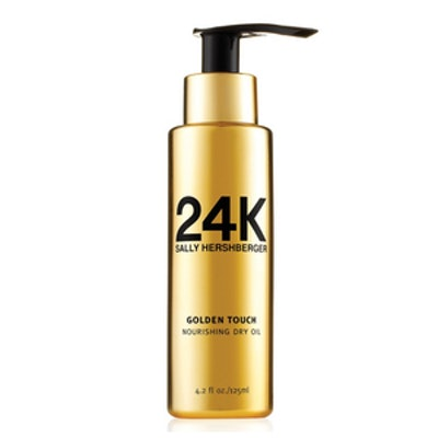 '24K Golden Touch' Nourishing Dry Oil