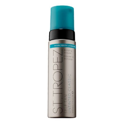 Self Tan Untinted Classic Bronzing Mousse