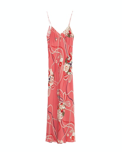 Printed Camisole Dress