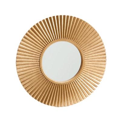 Gold Sun Mirror