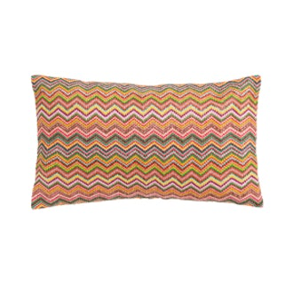 Textured-Weave Pillow