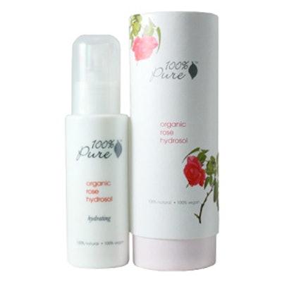 Organic Rose Hydrosol Facial Mist