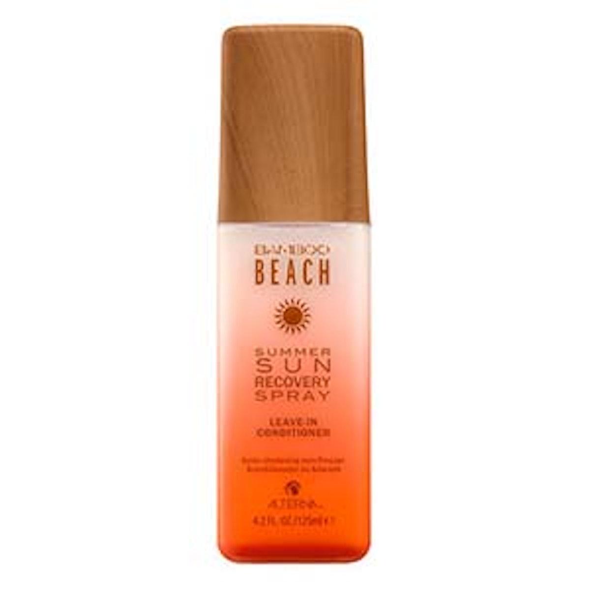 Beach Summer Sun Recovery Spray
