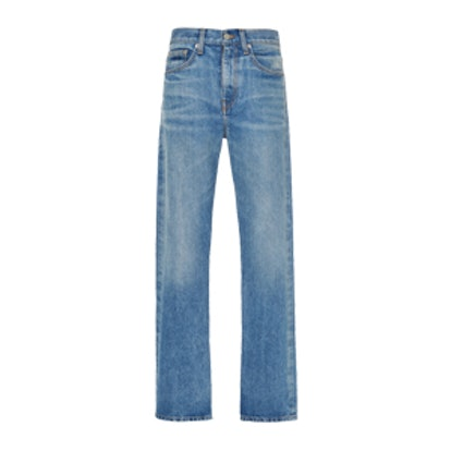 Wright Light Vintage High Rise Jeans