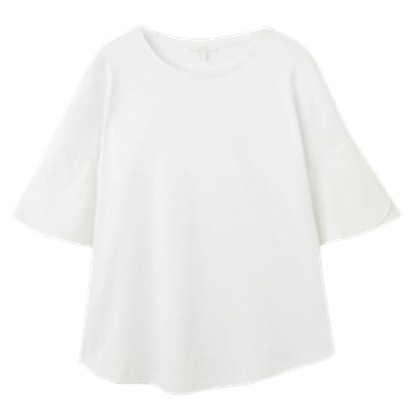 Tulip Sleeve T-Shirt Top