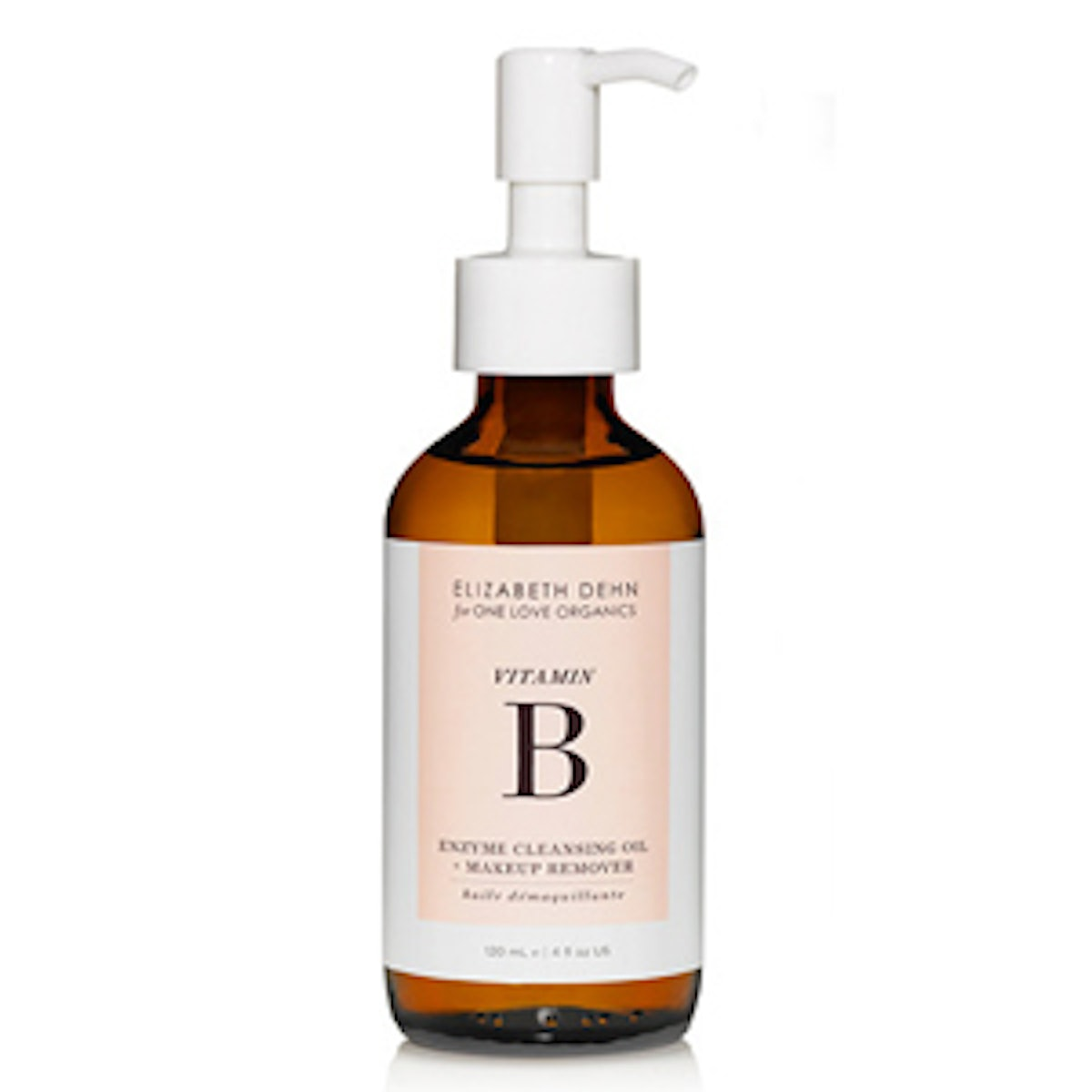 Vitamin B Enzyme Cleansing Oil + Makeup Remover