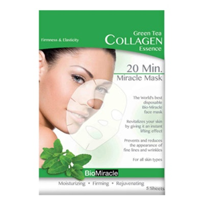 Anti-Aging and Moisturizing Face Mask Sheets