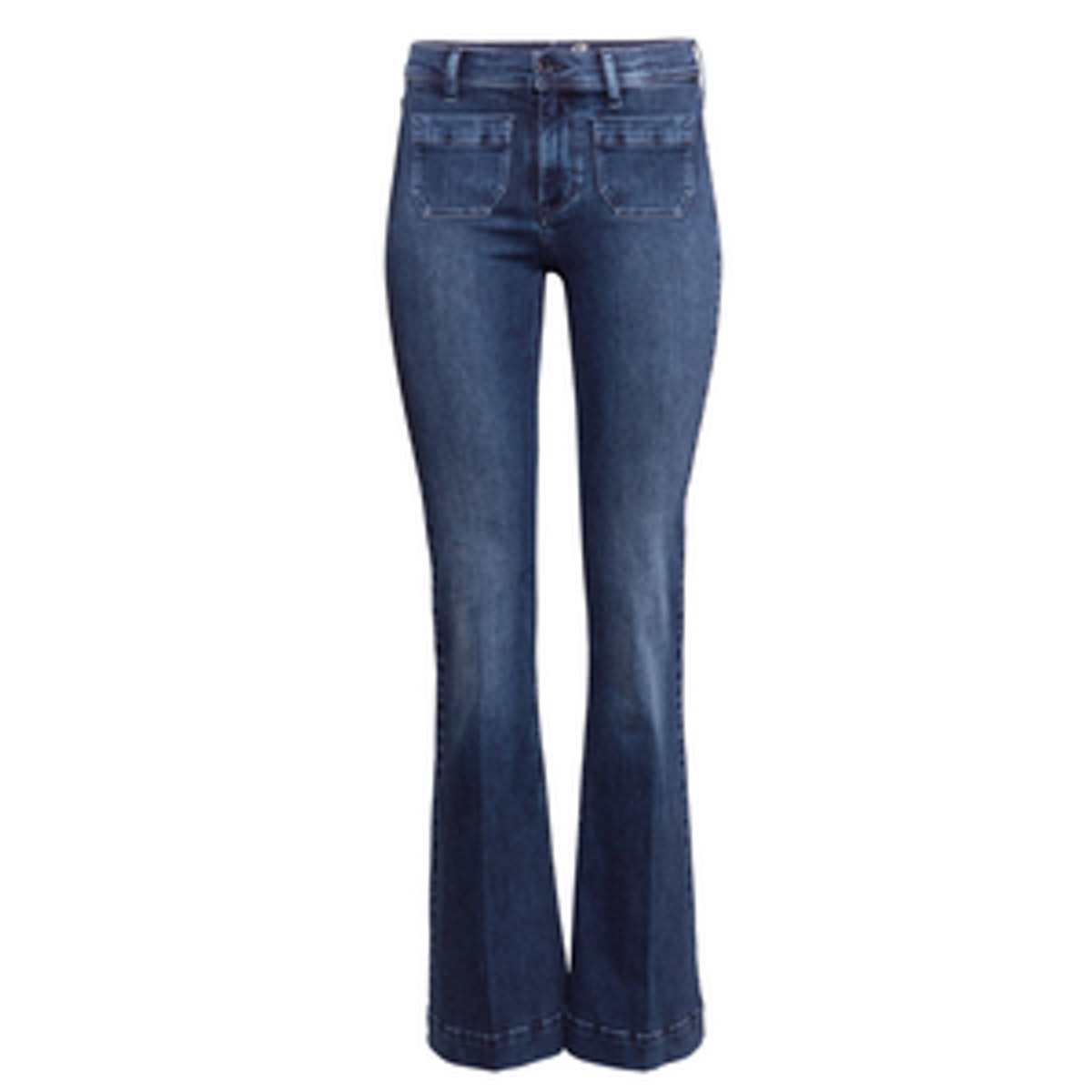 Shaping Flare Regular Jeans