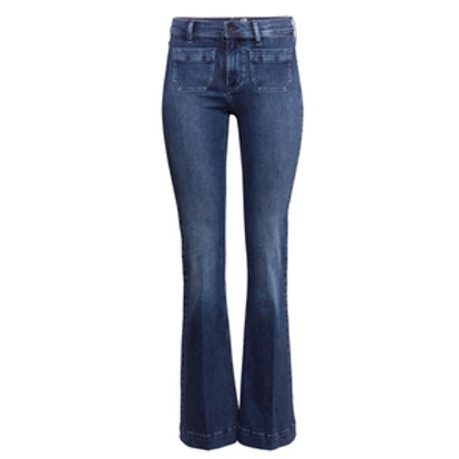 Shaping Flare Regular Jeans