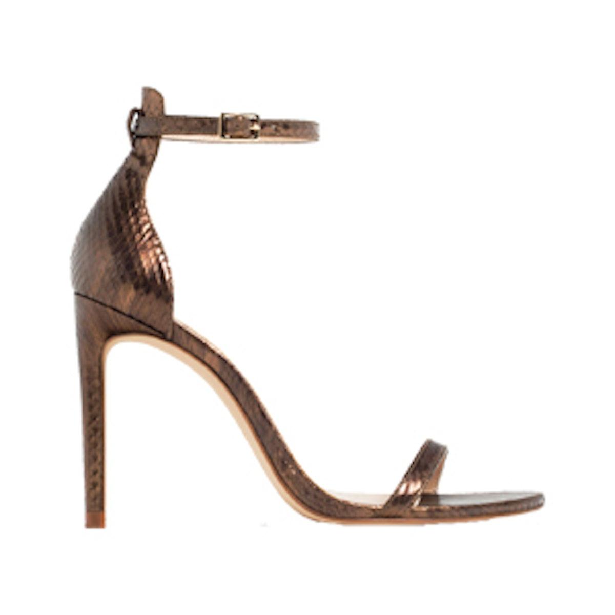 Fine Strappy Sandals