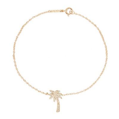 Mini Palm Tree Bracelet