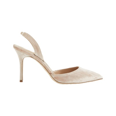 Carolyn Slingback Pump