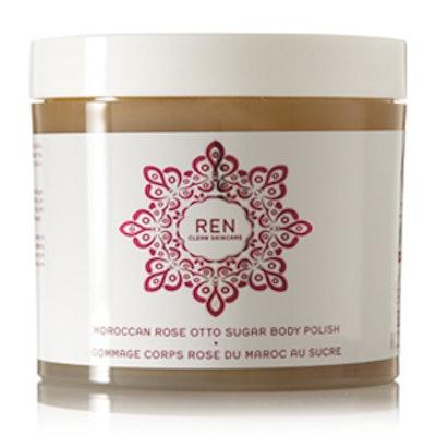 Moroccan Rose Otto Sugar Body Polish