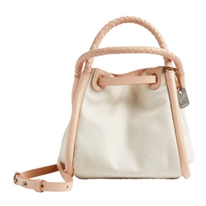 Mini Kolding Canvas Bucket Bag