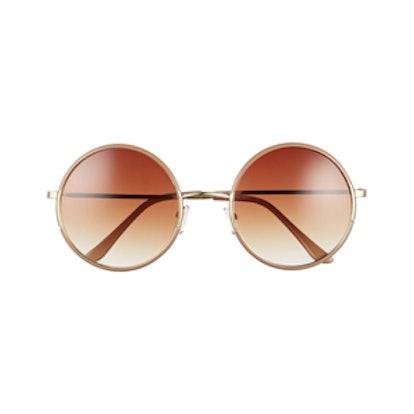 Oh Nice Round Sunglasses