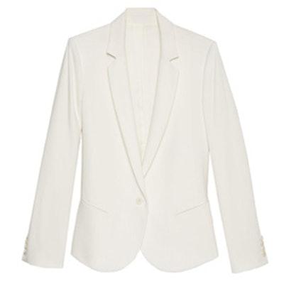 Light Crepe Jacket