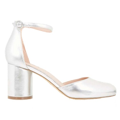 Round Heel Shoes