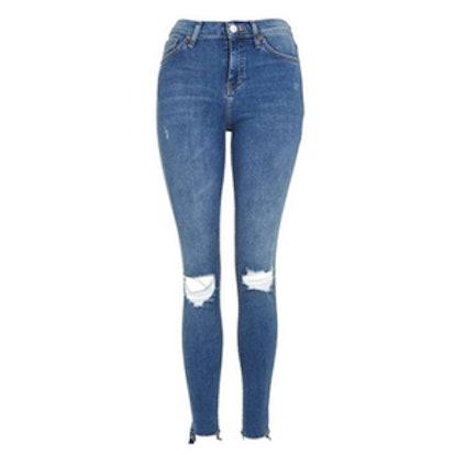 Moto Step Hem Jamie Jeans