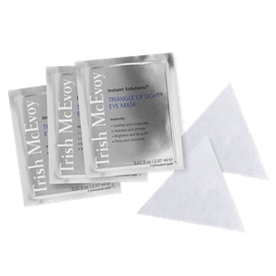 Instant Solutions Triangle of Light Eye Mask