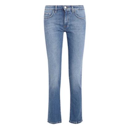 Alt Mid-Rise Slim-Leg Jeans
