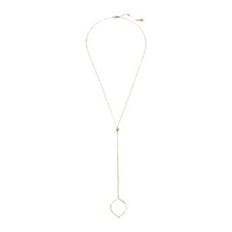 Delicate Long Y-Necklace