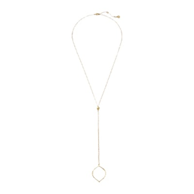 Delicate Long Y-Necklace