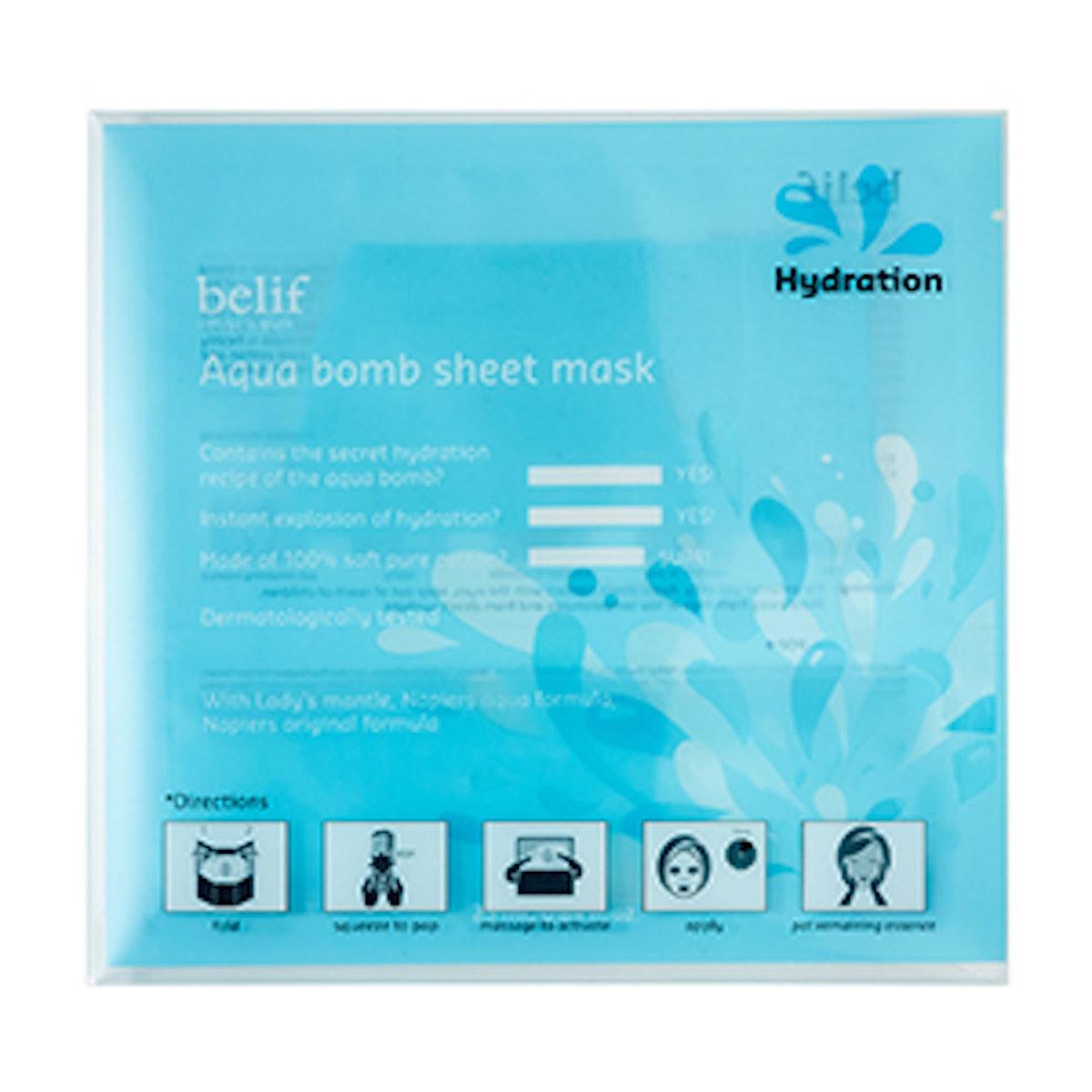 Aqua Bomb Sheet Mask