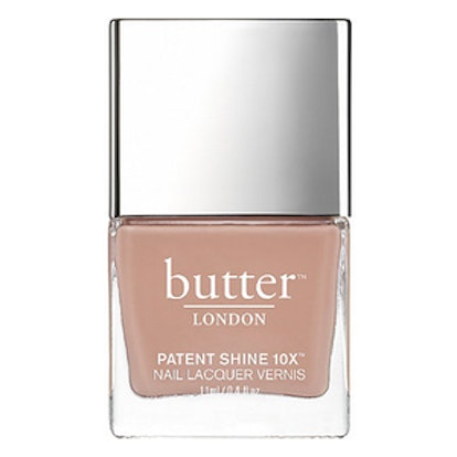 Butter London Patent Shine 10X™ Nail Lacquer in Shop Girl