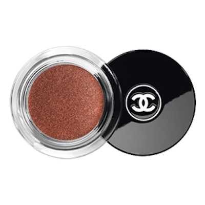 Illusion D'Ombre Long Wear Luminous Eyeshadow in 128 Rouge Brule
