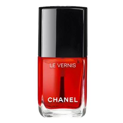 Le Vernis Nail Gloss in 530 Rouge Radical