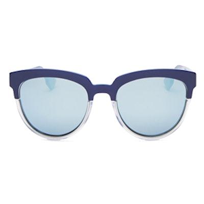 Mirrored Sight Sunglasses