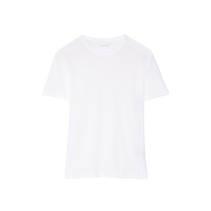 Keiran Slub Linen T-Shirt
