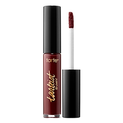 Tarteist Creamy Matte Lip Paint in Frenemy Burgundy