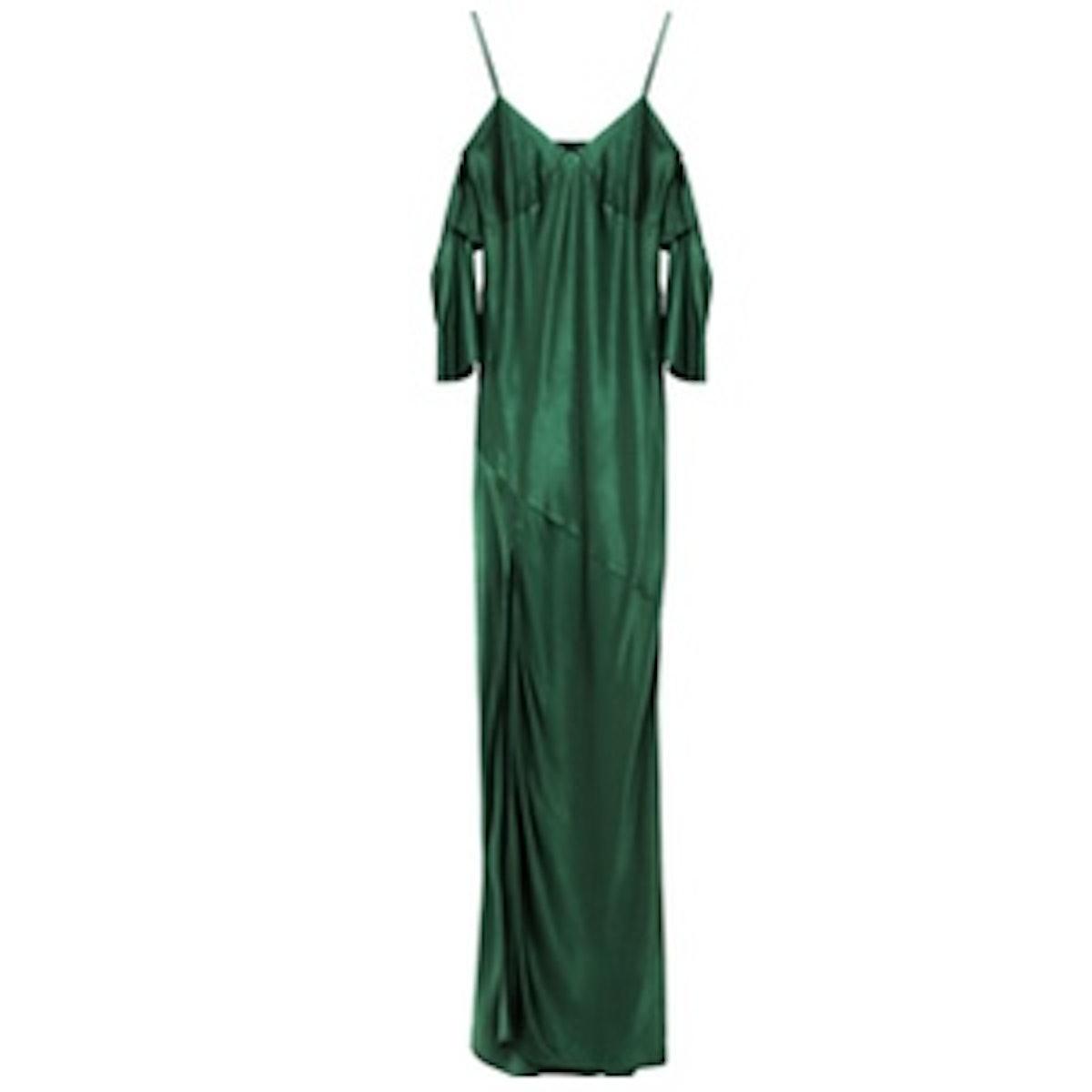 Strappy Frilly Dress
