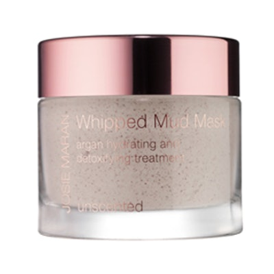 Whipped Mud Mask Argan Hydrating and Detoxifying Treatment
