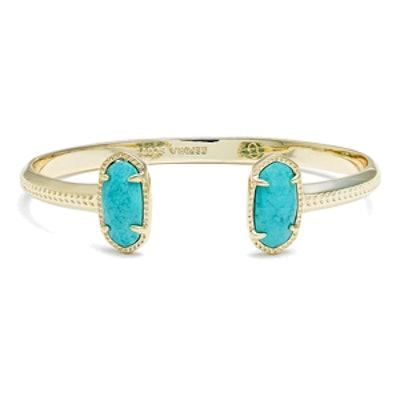 Elton Station Cuff Bracelet
