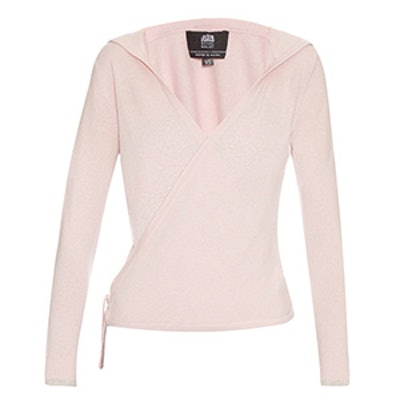 Cashmere Hooded Ballet Wrap