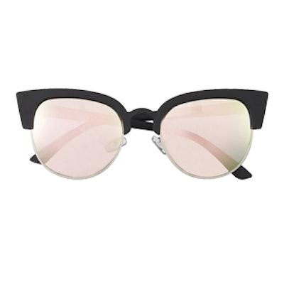 Avalon 55mm Retro Sunglasses